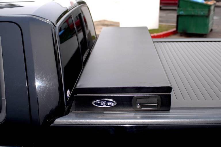 Truck Covers USA Tonneau Cover # CR163toolbox - Truck ...